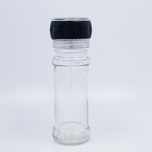 salt pepper mill grinder with 100ml PP/PS Plastic